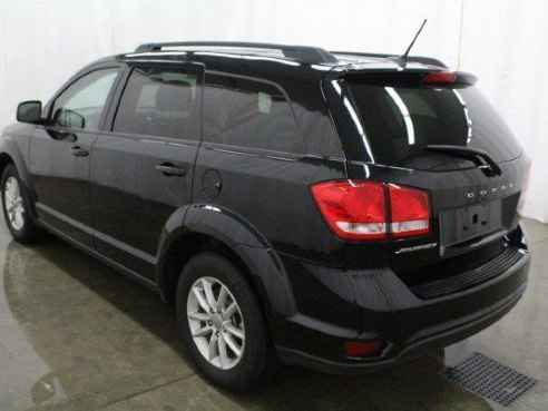 2016 dodge journey sxt w 3rd row seating for sale maquoketa ia 2 4 l 4 cylinder pitch black. Black Bedroom Furniture Sets. Home Design Ideas