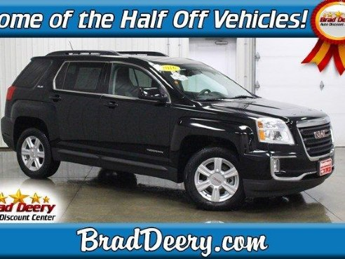 2016 Gmc Terrain Sle 2 Awd For Sale Maquoketa Ia 2 4l 4