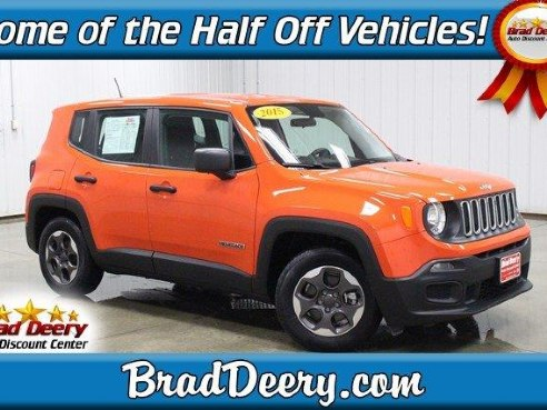 2015 Jeep Renegade Sport For Sale Maquoketa Ia 2 4 L 4